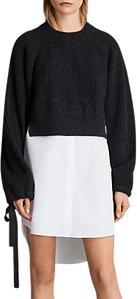 Read more about Allsaints sura jumper dress