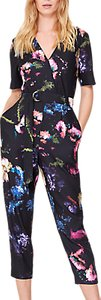 Read more about Damsel in a dress pixelated floral print jumpsuit multi
