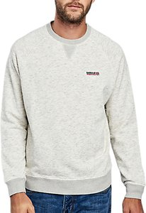 Read more about Barbour international socket crew neck sweatshirt pearl