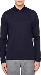 Read more about Ted baker scooby long sleeve polo shirt