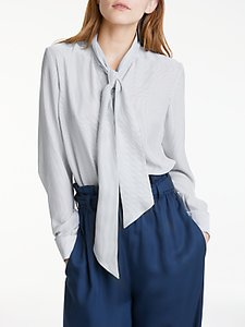 Read more about Y a s fie long sleeve blouse white
