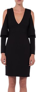 Read more about French connection beau cold shoulder dress black