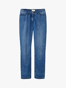 Read more about Pure collection cropped jeans mid blue