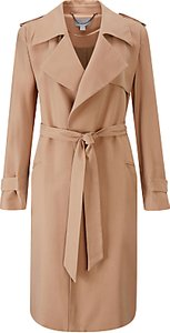 Read more about Pure collection oversized soft trench coat warm stone