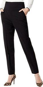 Read more about Karen millen high waisted trousers black