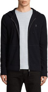 Read more about Allsaints clash full zip hoodie ink navy