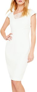 Read more about Damsel in a dress clivedon lace trim dress cream ivory