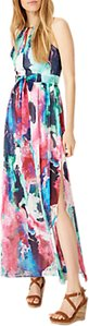 Read more about Damsel in a dress amazon print maxi dress multi