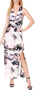 Read more about Damsel in a dress city lights print maxi dress multi