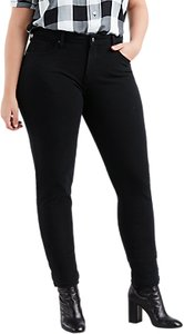 Read more about Levi s plus 311 shaping skinny jeans ultra black night