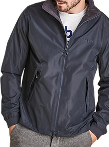 Read more about Barbour admirality waterproof jacket navy