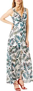 Read more about Damsel in a dress nadia snake palm maxi dress multi