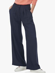 Read more about Brora wide leg trousers ink