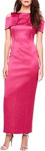 Read more about Damsel in a dress jaida bardot maxi dress pink