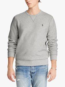 Read more about Polo ralph lauren double knit sweatshirt