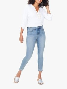 Read more about Nydj ami skinny ankle jeans dreamstate