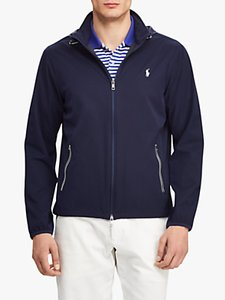 Read more about Polo golf by ralph lauren packable anorak jacket french navy