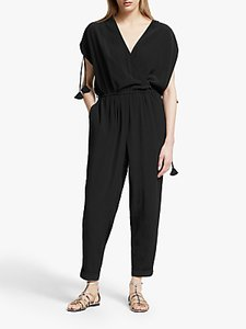 Read more about And or jodie wrap jumpsuit black