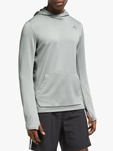Read more about Adidas own the run hoodie mgh solid grey