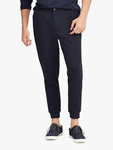 Read more about Polo ralph lauren double knit tech joggers aviator navy