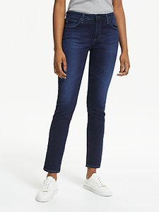 Read more about Ag the prima mid rise skinny jeans concord