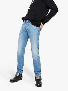 480f11ca diesel buster selvedge 842i tapered jeans denim - Shop diesel buster ...