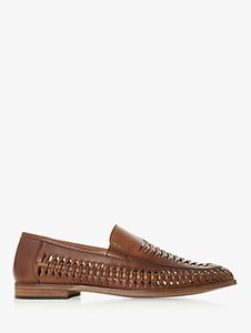 Read more about Bertie beachballs slipper cut loafers tan