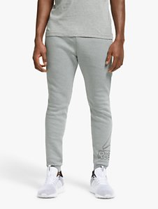 Read more about Reebok training essentials marble melange joggers skull grey