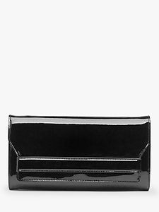 Read more about L k bennett ella leather clutch bag