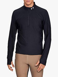 Read more about Under armour qualifier 1 2 zip running top