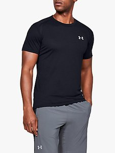 Read more about Under armour streaker short sleeve running top