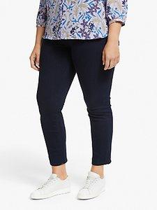 Read more about Nydj curve slim straight jeans bowen dark wash