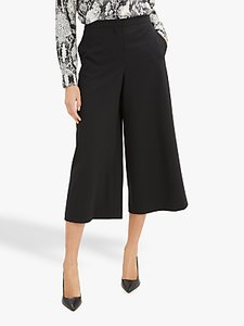 Read more about Jaeger wide leg trousers black