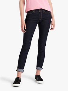 Read more about Levi s 711 mid rise skinny jeans to the nine
