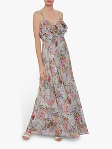 Read more about Gina bacconi carie floral maxi dress multi
