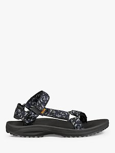 Read more about Teva winstead bramble textile sandals bramble black