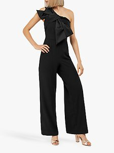 Read more about Monsoon zara bow jumpsuit black