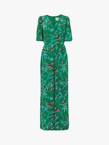 Read more about L k bennett diana wide leg jumpsuit green