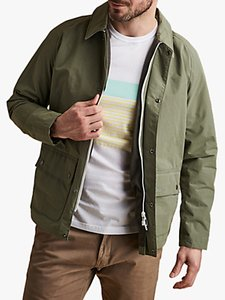 Read more about Barbour storrs waterproof jacket light moss