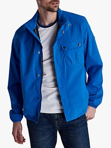 Read more about Barbour international mildenhal waterproof jacket frost blue