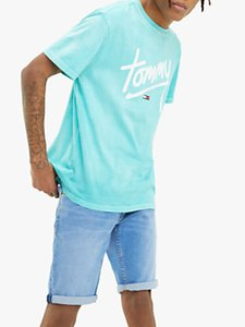 Read more about Tommy jeans handwriting logo t-shirt ceramic