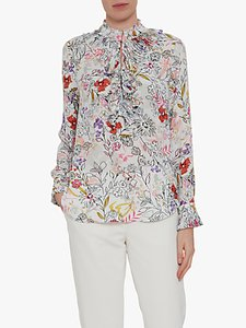 Read more about Gina bacconi kika floral blouse multi
