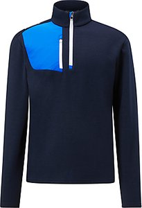 Read more about Polo golf by ralph lauren thermal fleece pullover jumper french navy