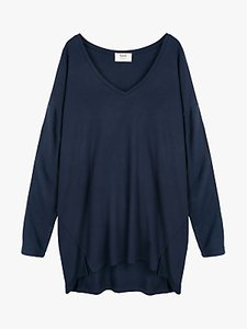 Read more about Hush v-neck jersey top