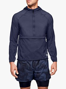 Read more about Under armour qualifier weightless packable men s running jacket blue ink