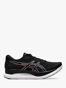 Read more about Asics glideride women s running shoes black rose gold