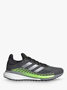 Read more about Adidas solar glide st 3 men s running shoes grey five silver metallic signal green