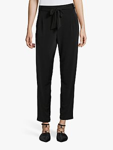 Read more about Betty co jersey tie waist trousers