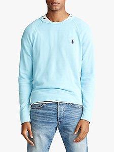 Read more about Polo ralph lauren cotton jersey jumper