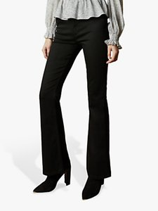 Read more about Ted baker flared jeans black